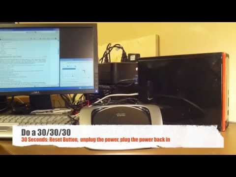 How to install DD-WRT firmware or Tomato Firmware on a Cisco E2000 router