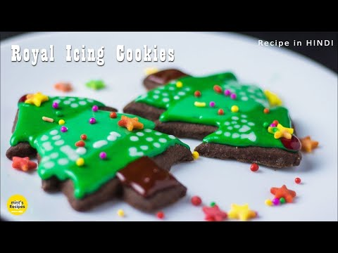 Royal Icing on Cookies Recipe - How To Do Icing