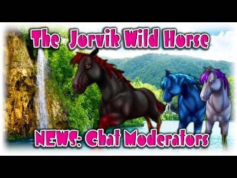 ✔ BUYING HORSES Jorvik Wild Horse & Star Stable Chat Moderators