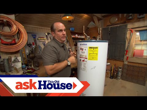 How to Get Hot Water with a Recirculating Pump