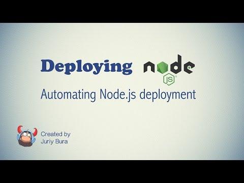 Automated Node.js Deployment