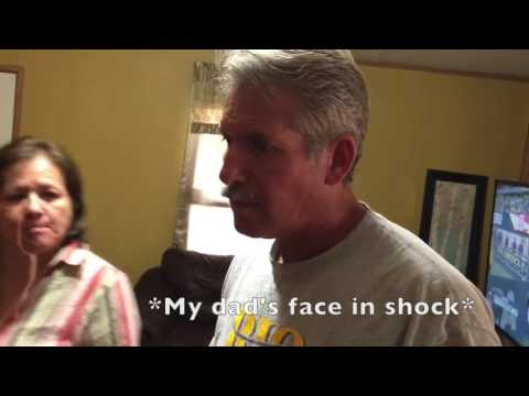 FAKE EARRINGS PRANK ON PARENTS!