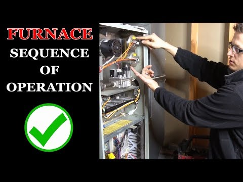 Furnace Sequence of Operation