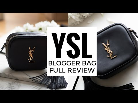 YSL BLOGGER BAG: FULL REVIEW / What fits inside & How to get a €200+ DISCOUNT!! | CIARA O' DOHERTY