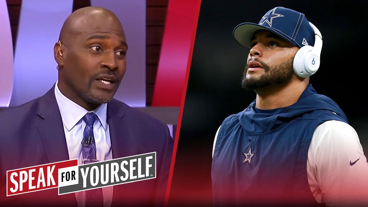 Dak is back in the saddle and ready to make a NFC run w/ Cowboys — Wiley | NFL | SPEAK FOR YOURSELF