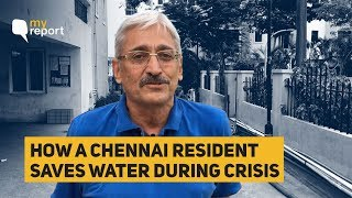 Chennai Water Crisis | At the IT Corridor of Chennai, We Buy Water 365 Days in a Year