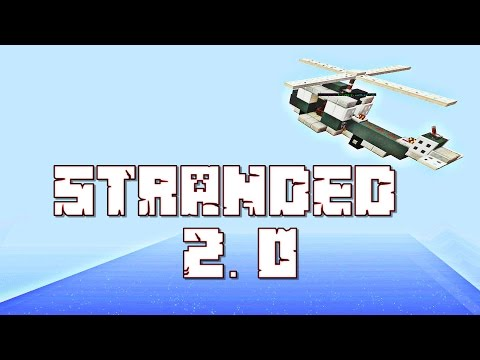 Minecraft:Stranded 2.0 Console Map W/Download