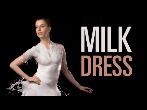 The Making of the Milk Dress
