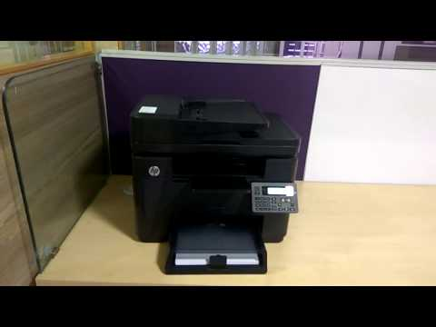 How to set DHCP and Manual ip address on Hp Printer Laserjet MFP M226 dn