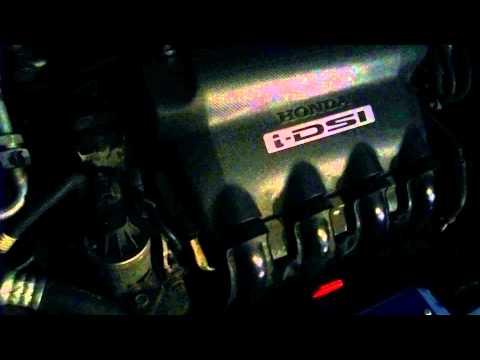 Honda jazz engine sound after MAP sensor clean