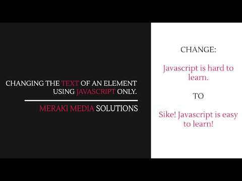 Javascript - Change element TEXT by ID using onclick event