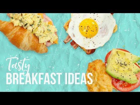 5 Tasty Breakfast Ideas | Back-to-School 2017