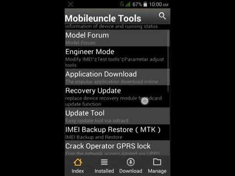Easiest Way To Install cwm recovery on Micromax Unite 2 ( Without PC )