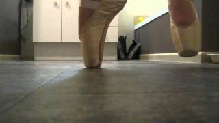 Grishko Triumph Pointe Shoes :)