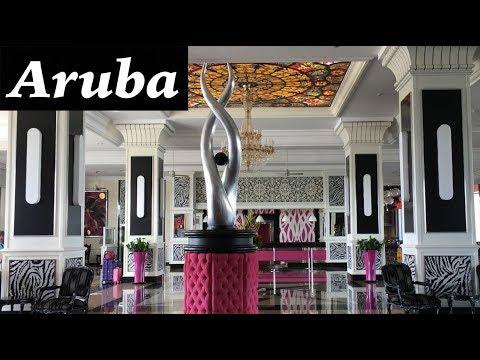Airport (AUA) to Riu Palace Aruba via L.G.Smith Blvd, Oranjestad, Aruba's Capital