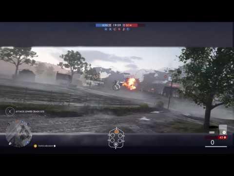 Bf1 tank plane bulls eye