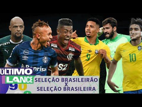 Xxx Mp4 SELEÇÃO BRASILEIRA X SELEÇÃO DO BRASILEIRÃO Qual O Melhor Time Mano A Mano 3gp Sex