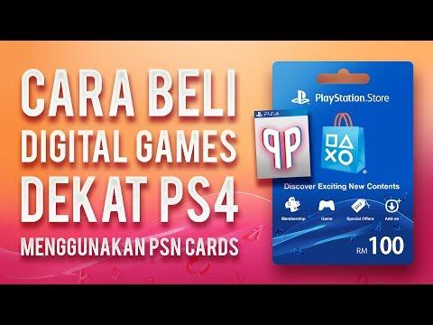Cara Beli Digital Games Dekat PS4 (Malaysia)   PudhiPadhel