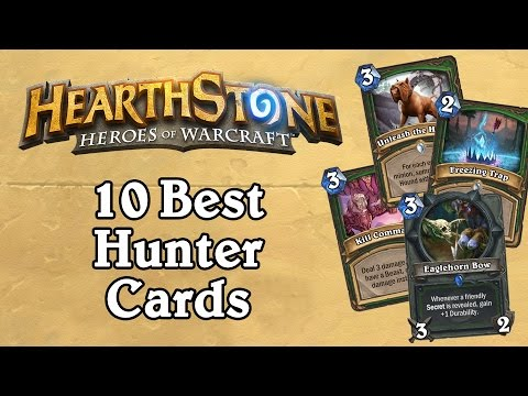 The 10 Best Hunter Cards - Hearthstone