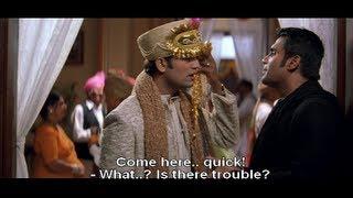 Funny scene - Kareena Kapoor is getting married (Hulchul)