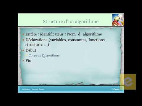 6 Algorithmique : Affectation