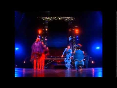 Cirque du Soleil NOUVELLE EXPERIENCE ( Part 9 )
