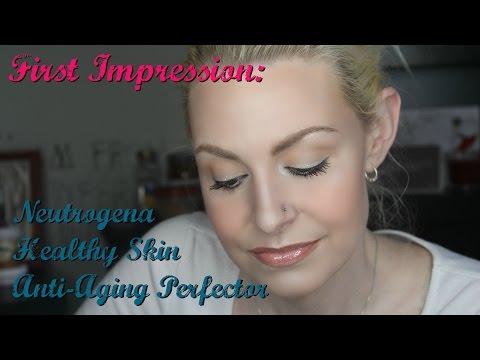 First Impression: Neutrogena, Healthy Skin, Anti-Aging Perfector