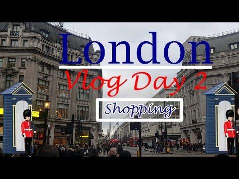 SHOPPING!!!! (Oxford Street/Selfridges) | London Vlog  |  Day 2  |  Jackson Kane
