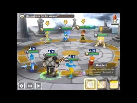 Summoners War Arena - Fighting my friend (Xsorn vs. Genju)
