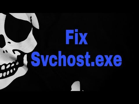 How to Fix Svchost.exe High CPU Usage - Hindi -SuperHit Tips