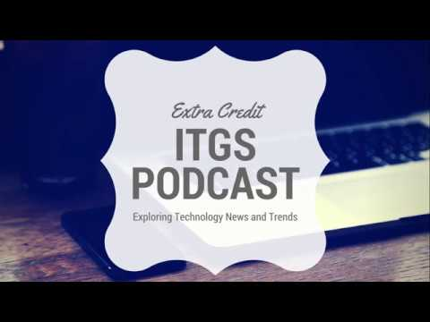 Extra Credit ITGS Podcast - Episode 002 - Online Mapping
