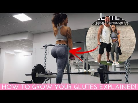 "HOW TO BUILD A BOOTY: EXPLAINED BY BRET ""GLUTE GUY"" CONTRERAS 