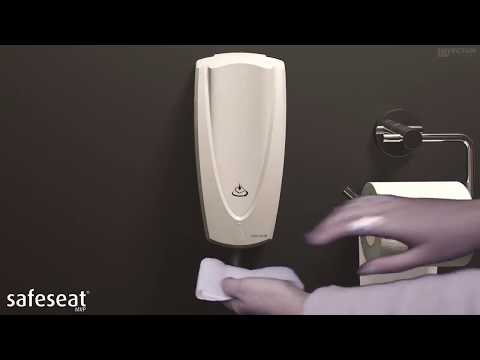 Toilet Seat Cleaner - SafeSeat