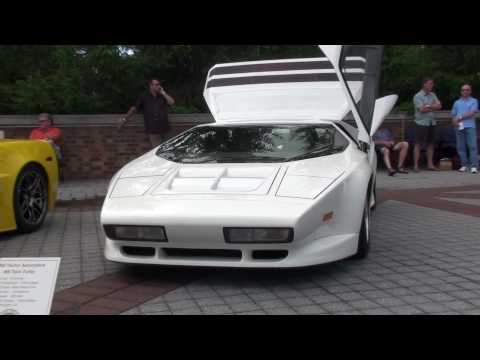 Vector W8 Twin Turbo - Chassis 015