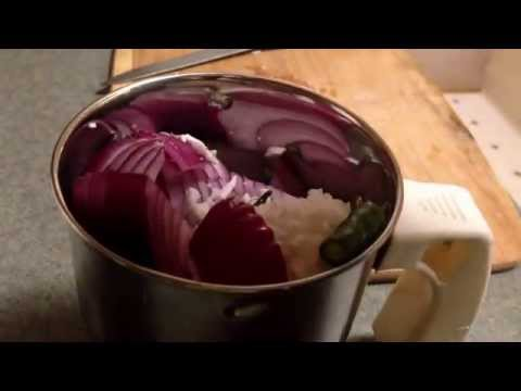 No cooking Onion Chutney Instant