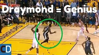 The Warriors Defense Plays Chess, Not Checkers