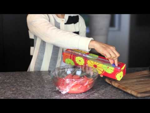 ChicWrap The World's Best Box of Plastic Wrap with ZipSafe Slide Cutter #3