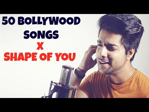 1 GUY | 1 BEAT | 50 SONGS (Indian Edition) | 50 Bollywood Songs on One Beat