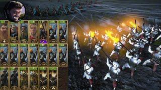 How to use Gunpowder Spam vs Cavalry Spam