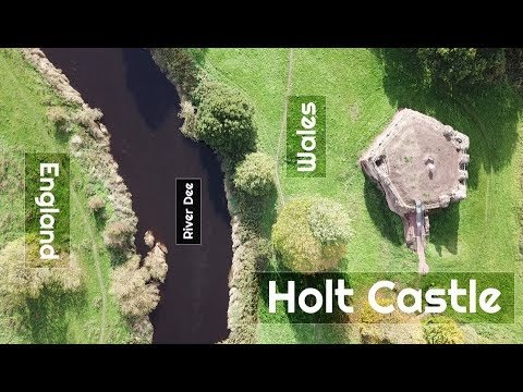 Holt Castle, Wrexham, North Wales