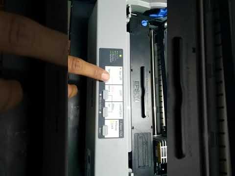 Cara merubah ukuran font printer Epson lx310
