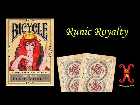 Bicycle Runic Royalty Playing Card Review