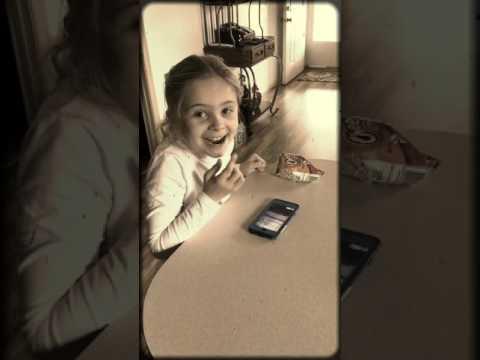 Scare Prank on my daughter.