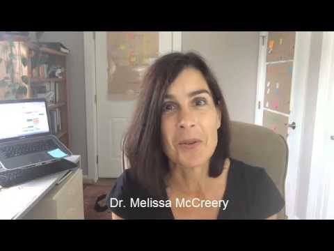 A Tip to Stop Stress Eating - Dr. Melissa McCreery