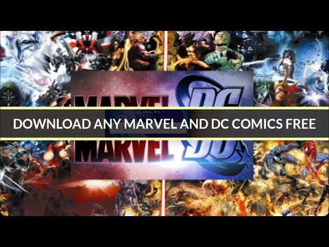 DOWNLOAD ANY MARVEL AND DC COMICS FREE