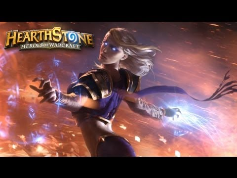 I AM ADDICTED!! Hearthstone Gameplay + BETA KEY!! (Hearthstone Heroes of Warcraft Gameplay)