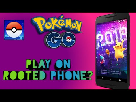 Play Pokemon Go on Rooted Phone & Custom ROM Lineage OS 14/15!
