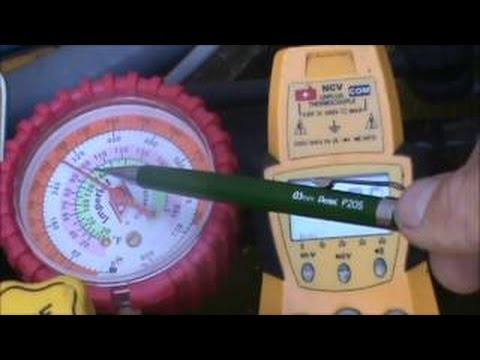 HVAC Training | Charging Chart Fixed Orifice | HVAC Training Solutions