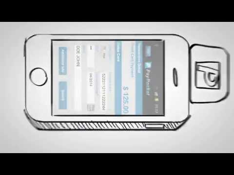 PayPocket - process payments via Credit Card, anywhere with your Smartphone or Tablet