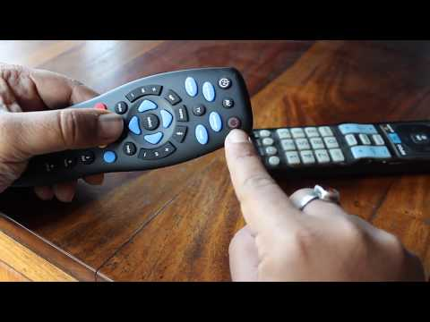 Tata Sky New remote pairing sync with tv remote in hindi